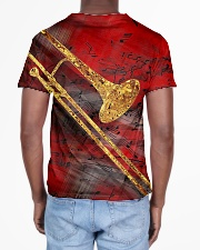 Trombone Art Red All-over T-Shirt aos-all-over-T-shirt-lifestyle-back-02