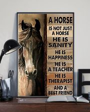 Horse Girl A Horse Is Not Just A Horse 11x17 Poster lifestyle-poster-2