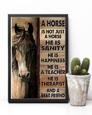 Horse Girl A Horse Is Not Just A Horse 11x17 Poster lifestyle-poster-8