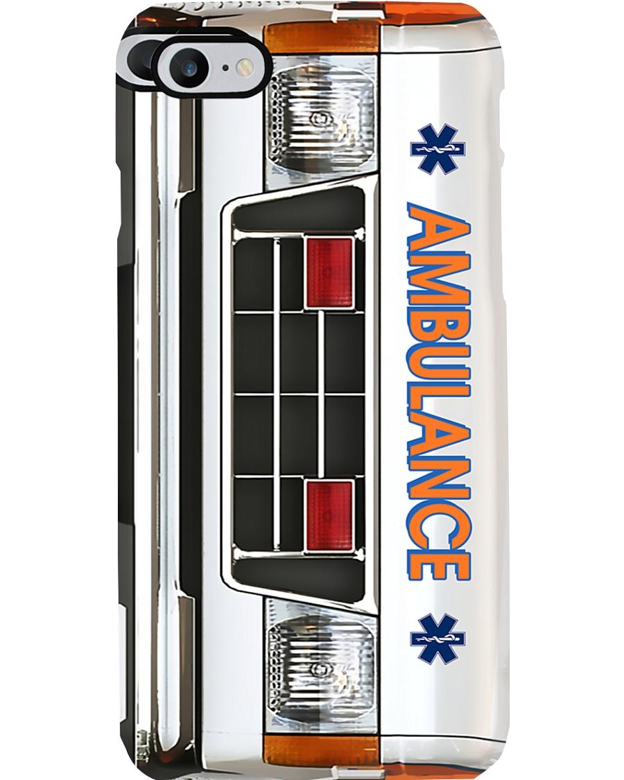 Paramedic Ambulance Phone Case