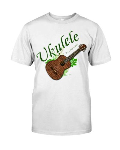 Ukulele It's A Way Of Life