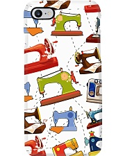 Colorful Sewing Machines Phone Case i-phone-7-case