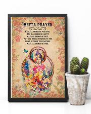 Yoga - Metta Prayer 11x17 Poster lifestyle-poster-8