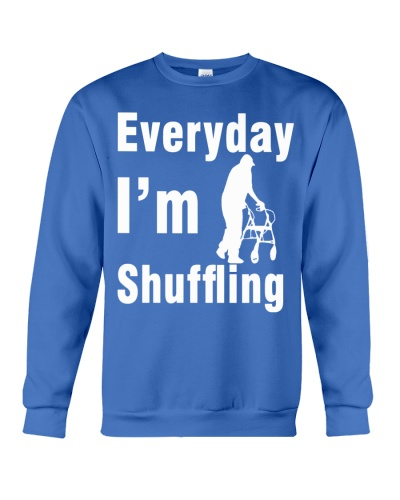 Occupational Therapist Everyday I'm Shuffling