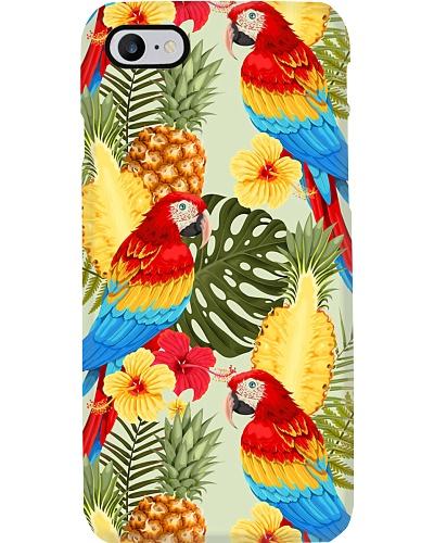 Parrot Forrest Phonecase