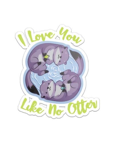 Otter I Love You