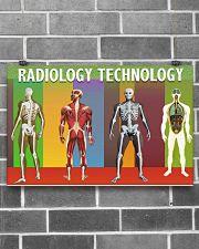Radiology Technology 17x11 Poster poster-landscape-17x11-lifestyle-18