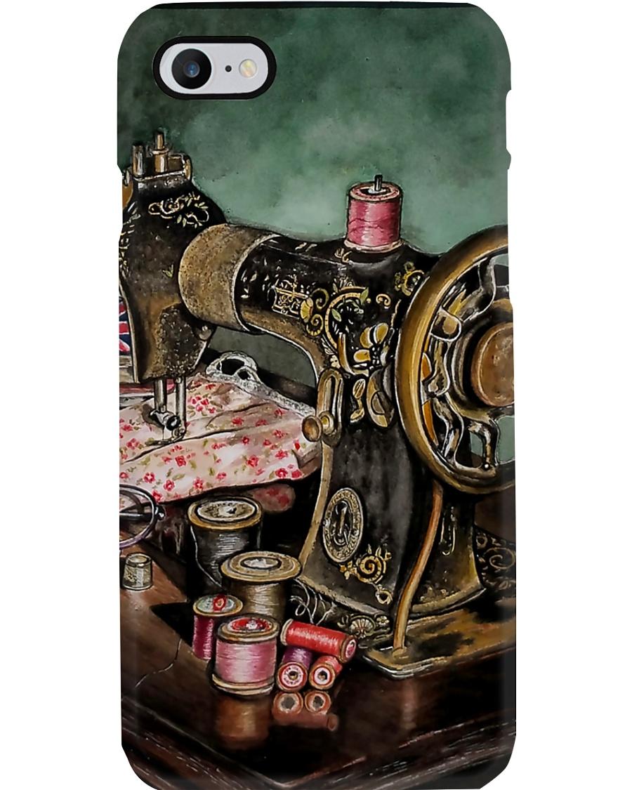 Sewing Machine Phone Case