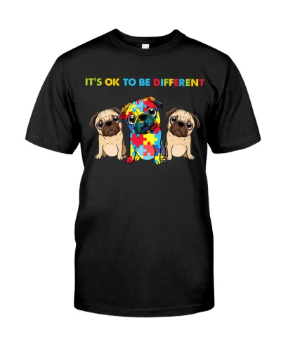 Autism Awareness It's Ok To Be Different