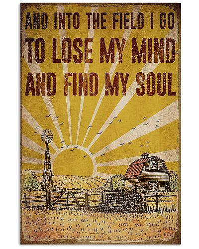 Farmer I Go To Lose My Mind And Find My Soul