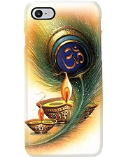 Yoga Icon With Candle Phone Case i-phone-7-case