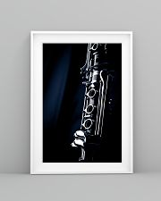Clarinet Music Instrument  11x17 Poster lifestyle-poster-5