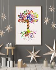 Science DNA Tree Poster 11x17 Poster lifestyle-holiday-poster-1