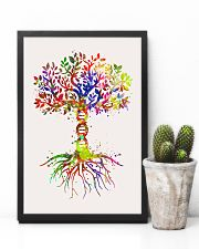 Science DNA Tree Poster 11x17 Poster lifestyle-poster-8