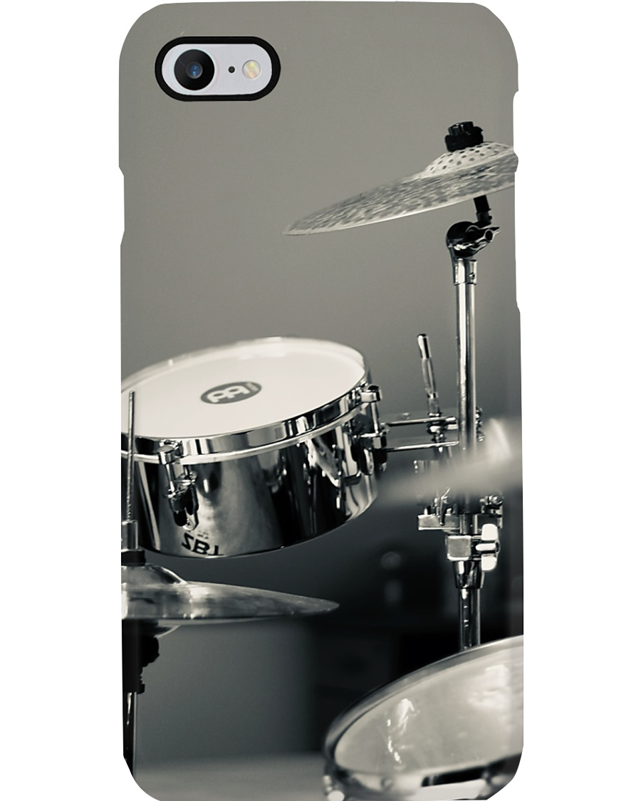 Drummer Cymbal Phone Case