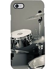 Drummer Cymbal Phone Case i-phone-7-case