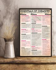 Chemist Essentials Of Chemistry 11x17 Poster lifestyle-poster-3