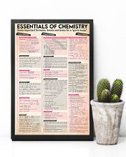 Chemist Essentials Of Chemistry 11x17 Poster lifestyle-poster-8