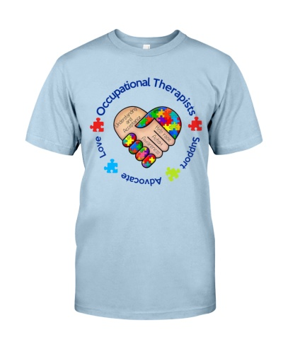 Occupational Therapist Love Advocate Support