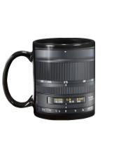 Camera Lens Photographer Mug back
