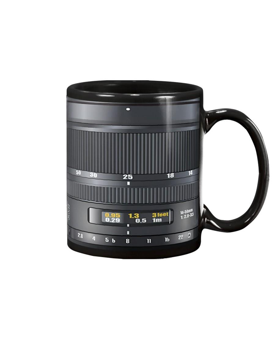 Camera Lens Photographer Mug