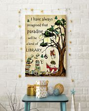 Librarian I have always imagined Poster 11x17 Poster lifestyle-holiday-poster-3