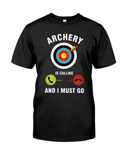 Archery Is Calling And I Must Go