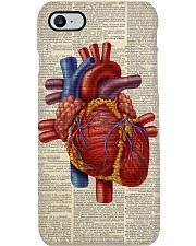 Paramedic Heart Anatomy Phone Case i-phone-7-case
