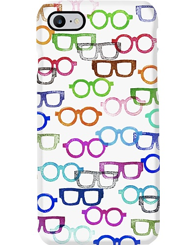 Optometrist Colorful Glasses