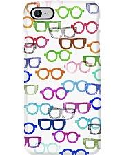 Optometrist Colorful Glasses Phone Case i-phone-7-case