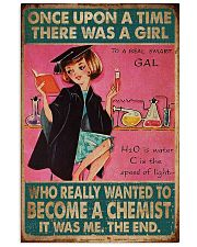 Chemistry Once Upon A Time 11x17 Poster front