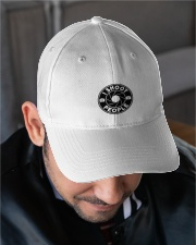 I Shoot People Circle Cam Photographer Embroidered Hat garment-embroidery-hat-lifestyle-02