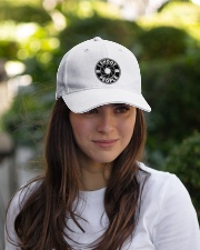 I Shoot People Circle Cam Photographer Embroidered Hat garment-embroidery-hat-lifestyle-07