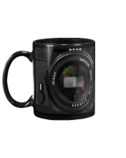 Photographer Retro SLR Nikon Mug back