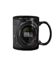 Photographer Retro SLR Nikon Mug front