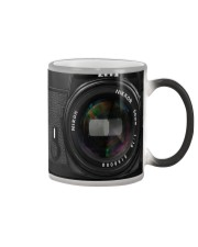 Photographer Retro SLR Nikon Color Changing Mug thumbnail