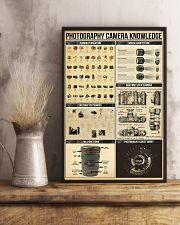 Photography Camera Knowledge 11x17 Poster lifestyle-poster-3