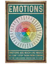 Teacher Emotions 11x17 Poster front