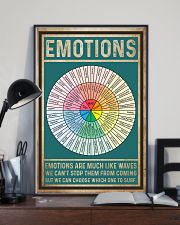 Teacher Emotions 11x17 Poster lifestyle-poster-2