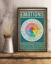 Teacher Emotions 11x17 Poster lifestyle-poster-3