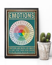 Teacher Emotions 11x17 Poster lifestyle-poster-8