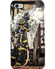 Firefighter Working Phonecase  Phone Case i-phone-7-case