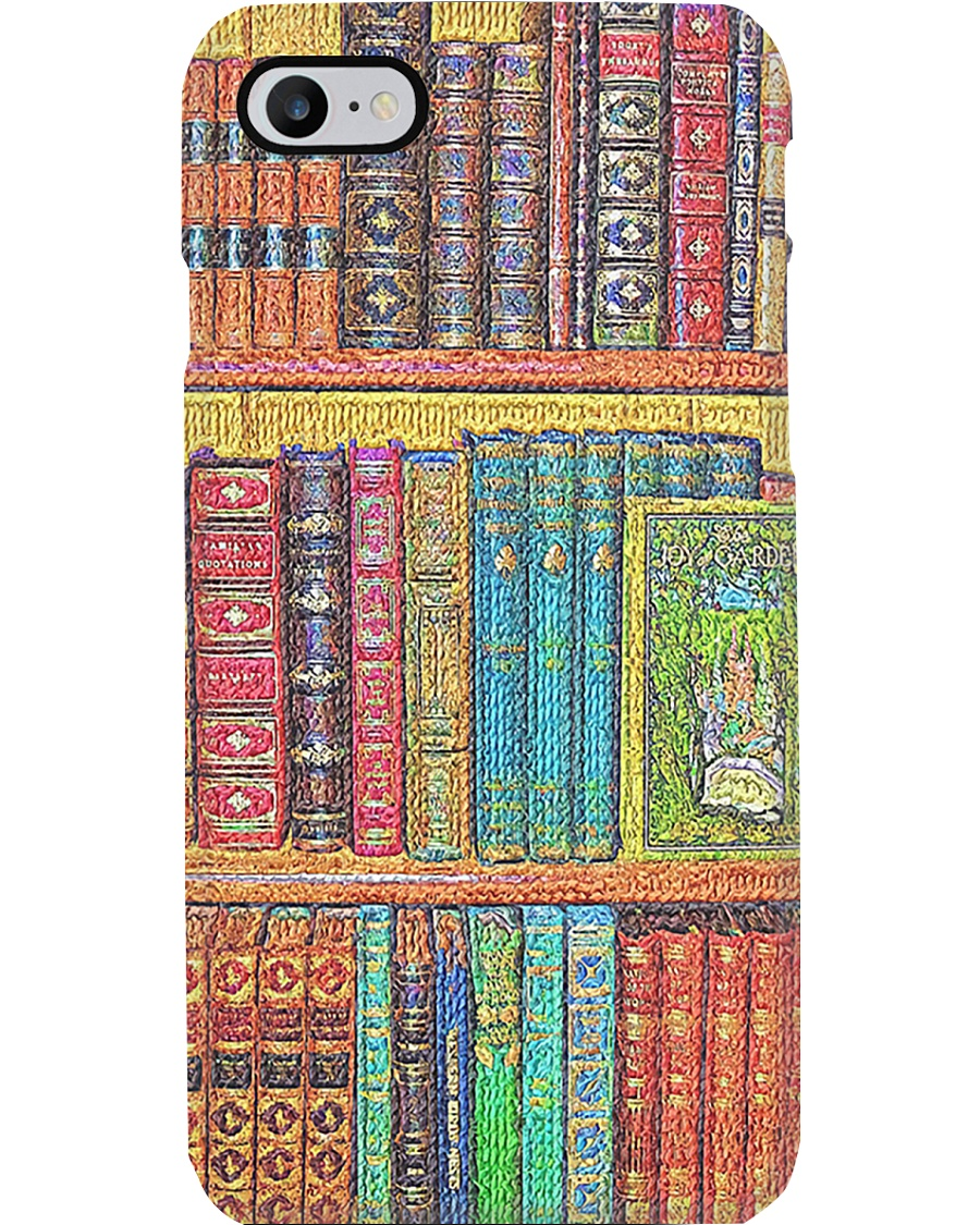 Librarian Old Books  Phone Case
