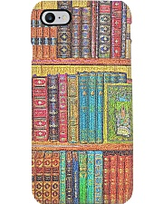Librarian Old Books  Phone Case i-phone-7-case