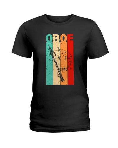 Oboe Vintage Retro