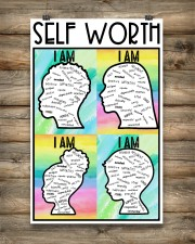 Social Worker Self Worth  11x17 Poster aos-poster-portrait-11x17-lifestyle-14