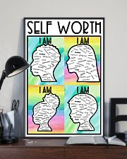 Social Worker Self Worth  11x17 Poster lifestyle-poster-2