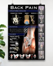 Massage Therapist Lower Back Pain 24x36 Poster aos-poster-portrait-24x36-lifestyle-19