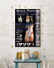 Massage Therapist Lower Back Pain 24x36 Poster lifestyle-holiday-poster-3