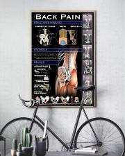 Massage Therapist Lower Back Pain 24x36 Poster lifestyle-poster-7